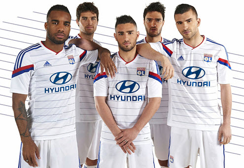 equipe Olympique Lyonnais